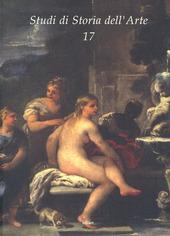 Studi di storia dell'arte. Vol. 17