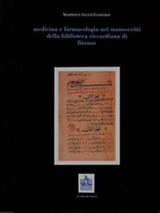 Medicina e farmacologia nei manoscritti della Biblioteca Riccardiana di Firenze