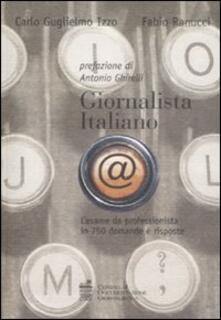Winniearcher.com Giornalista italiano. L'esame da professionista in 750 domande e risposte Image