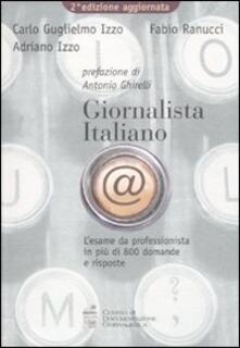 Winniearcher.com Giornalista italiano. L'esame da professionista in più di 800 domande e risposte Image