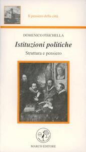 Istituzioni politiche. Struttura e pensiero