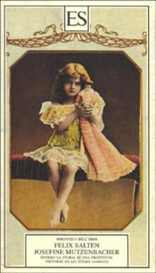 Winniearcher.com Josefine Mutzenbacher, ovvero la storia di una prostituta viennese da lei stessa narrata Image