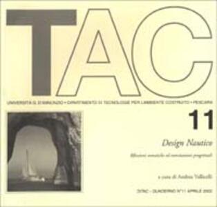 Design nautico. Riflessioni tematiche ed esercitazioni progettuali