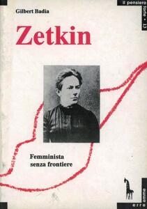 Zetkin. Femminista senza frontiere
