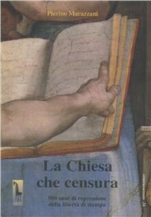 Equilibrifestival.it La chiesa che censura. 500 anni di repressione della libertà di stampa Image
