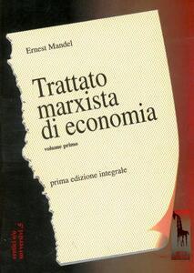 Trattato marxista di economia