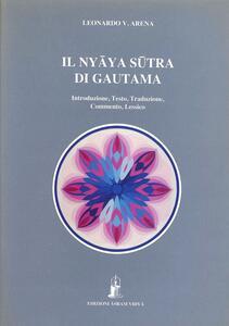 Il nyaya sutra di Gautama