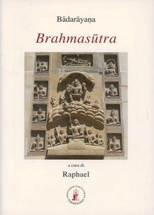Voluntariadobaleares2014.es Brahmasutra. Testo sanscrito a fronte Image