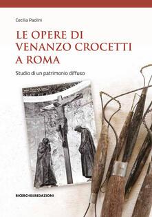 Listadelpopolo.it Le opere di Venanzo Crocetti a Roma. Studio di un patrimonio diffuso Image