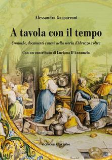 Antondemarirreguera.es A tavola con il tempo. Cronache, documenti e menù nella storia d'Abruzzo e oltre Image