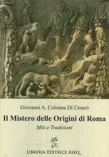 Winniearcher.com Il mistero delle origini di Roma Image