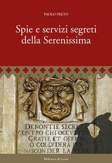 Associazionelabirinto.it Spie e servizi segreti della Serenissima Image
