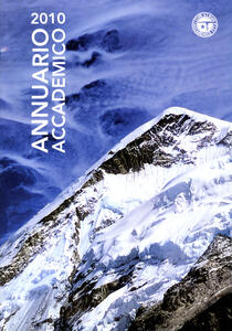 Annuario Accademico (2010). Vol. 110