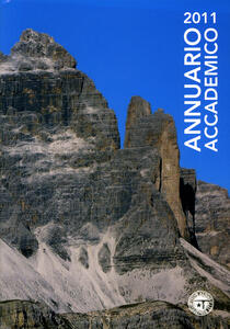 Annuario Accademico (2011). Vol. 111