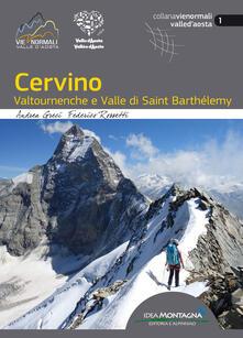Ristorantezintonio.it Cervino. Valtournenche e Valle di Saint Barthélemy Image