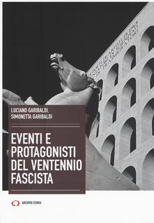 Filmarelalterita.it Eventi e protagonisti del ventennio fascista Image