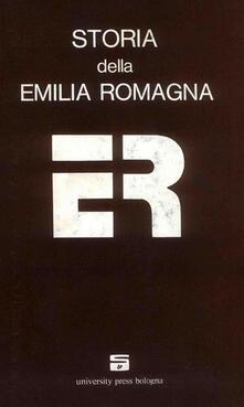Storia dell'Emilia Romagna. Vol. 1: Dalla preistoria all'Età delle Signorie. - copertina