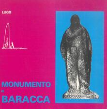 Monumento a Baracca - Domenico Rambelli - copertina