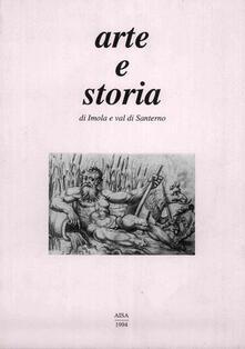 Arte e storia di Imola e val di Santerno - copertina