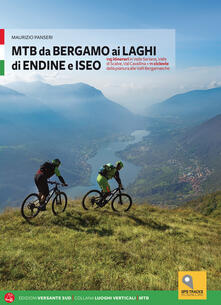 Winniearcher.com MTB da Bergamo ai laghi di Endine e Iseo Image