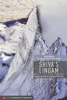 Antondemarirreguera.es Shiva's Lingam. Viaggio attraverso la parete Nord-Est Image