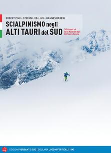 Fondazionesergioperlamusica.it Scialpinismo negli Alti Tauri. 141 itinerari e varianti nel Parco Nazionale Alti tauri in Carinzia Image