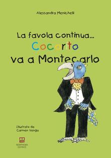Capturtokyoedition.it Cocorito va a Montecarlo. La favola continua... Image
