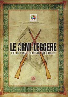 Le armi leggere della prima guerra mondiale - copertina