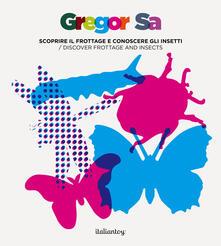 Festivalpatudocanario.es Gregor Sa: componi il tuo libro gioco sugli insetti. Ediz. italiana e inglese Image