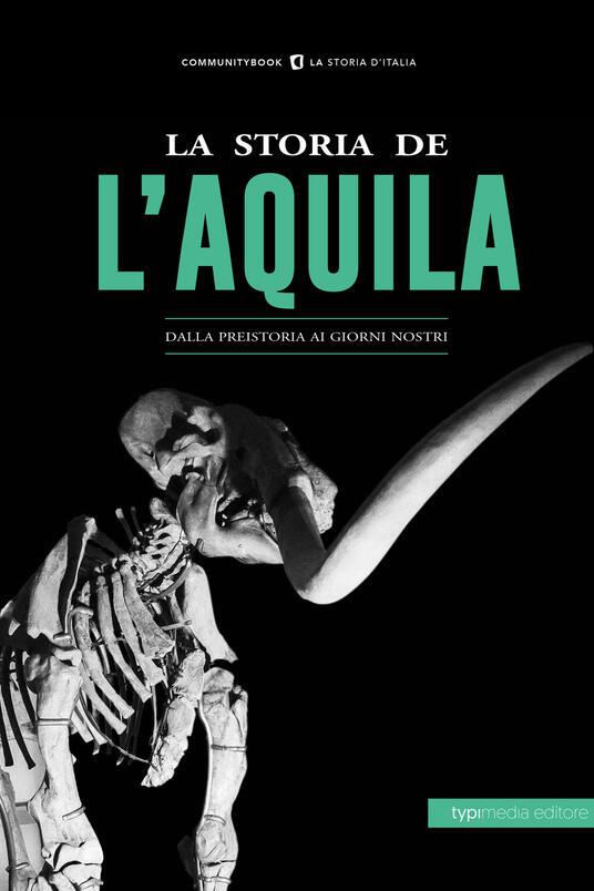 La storia de L'Aquila. Dalla preistoria ai giorni nostri - Elisa Piccirilli,Giustino Parisse - copertina