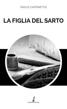 La figlia del sarto - Paolo Caponetto - copertina