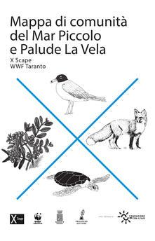 Ristorantezintonio.it Mappa di comunità del Mar Piccolo e Palude La Vela. Con mappa. Ediz. illustrata Image