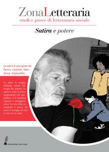 Zona letteraria. Studi e prove di letteratura sociale (2019). Vol. 3: Satira e potere..pdf