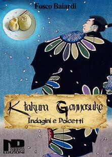 Katakura Gennosuke - Indagini e dolcetti - Fosco Baiardi - ebook