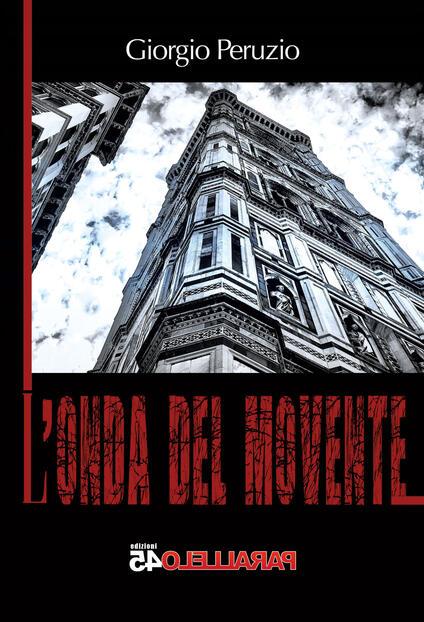 L' onda del movente - Giorgio Peruzio - copertina