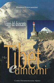 Antondemarirreguera.es Tibet e dintorni. Viaggi del disincanto Image