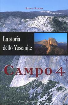Winniearcher.com Campo 4. La storia dello Yosemite Image