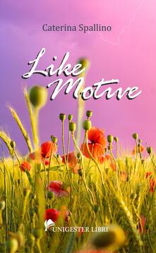 Like motive - Caterina Spallino - copertina