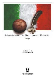 Nazionale italiana poeti - copertina