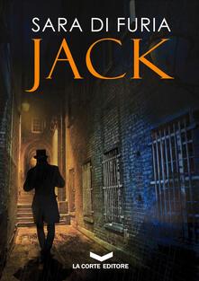 Jack - Sara di Furia - copertina