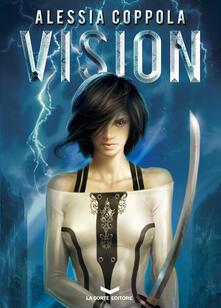 Vision - Alessia Coppola - copertina