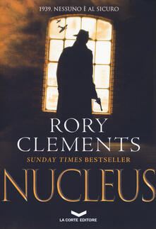 Nucleus - Rory Clements - copertina