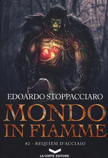 Capturtokyoedition.it Requiem d'acciaio. Mondo in fiamme. Vol. 2 Image