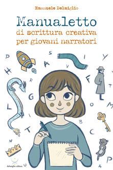 Radiospeed.it Manualetto di scrittura creativa per giovani narratori Image