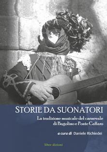 Winniearcher.com Storie da suonatori. La tradizione musicale del carnevale di Bagolino e Ponte Caffaro Image