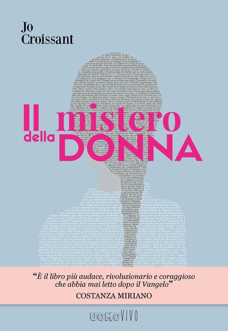 Il mistero della donna - Jo Croissant - copertina