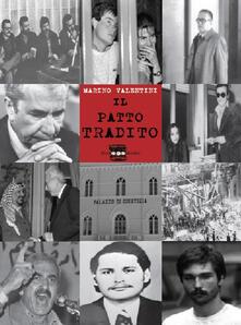 Il patto tradito - Marino Valentini - copertina