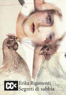 Segreti di sabbia - Erika Rigamonti - copertina