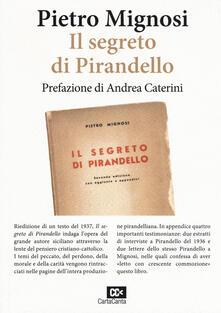 Capturtokyoedition.it Il segreto di Pirandello Image