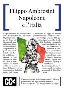 Napoleone e l'Italia - Filippo Ambrosini - copertina